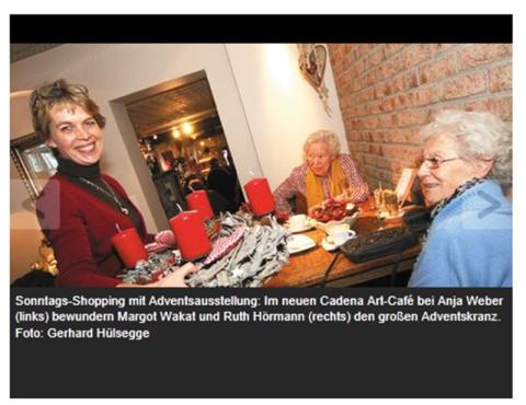 Cadena art-café - Deko, Geschenke und Café