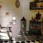 Teehaus im frischen Look und gemütlichem Ambiente