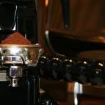 Professioneller Kaffee